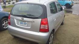 SuperSharp 2007 Kia Picanto