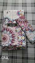 Cotton Double sided Duvet cover, 1 Bedsheet and 2 pillowcases