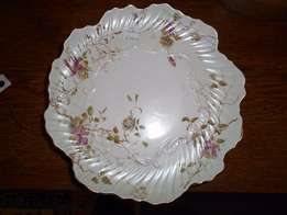 French Victorian Pedestal Cake Stand