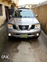Newly registered 2007 Nissan Pathfinder