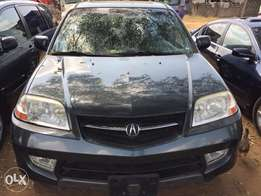 tokunbo direct Acura MDX Lagos clear direct no issued