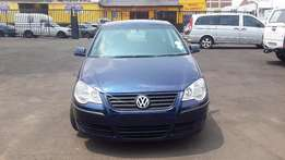 2006 Blue VW Polo 1,6 for sale