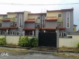 Spacious Brand News And Excellent Finished 4 Bedroom Apartment