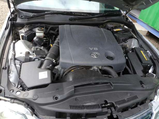 Toyota mark X kCB well maintained South B - image 4