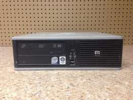HP DC7800/7900, Core 2 Dou 2.8GHz CPU, 2GB Ram