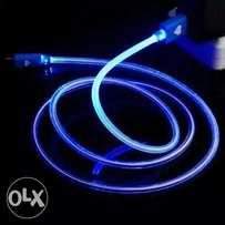 Glowing USB Cables at best price