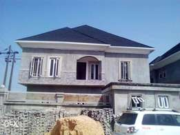 A duplex house for sales