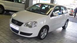 Pre owned 2008 polo1.4 trend line engine