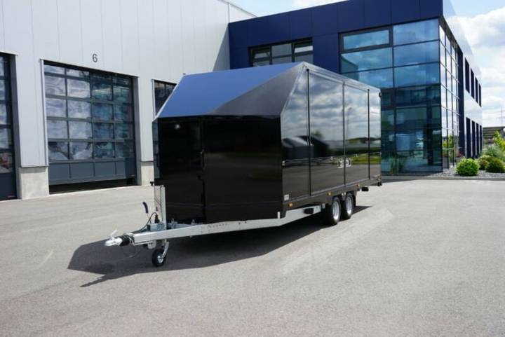 MOETEFINDT Fahrzeugtransporter FTK 235