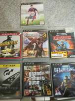 Ps3 games for sale at R150 each
