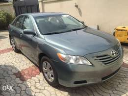 Toyota camry 2008 accident free fabric sit