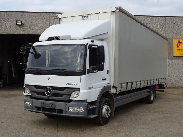 Mercedes-Benz Atego 1224 E5 / Leasing - 2012