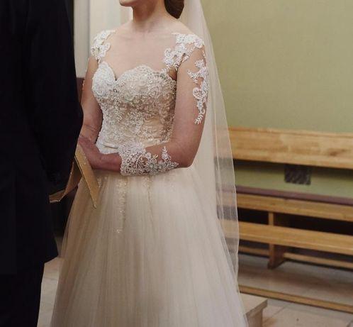 3197d9f79e Suknia ślubna Nabla Kristin Piaseczno - image 1