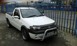 Fiat Strada bakkie to swop or sell