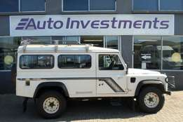 Land Rover Defender 110 County 110 2.5TD5 4x4 (Diesel) 1997