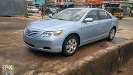 Super clean Tokunbo Toyota Camry LE 2007