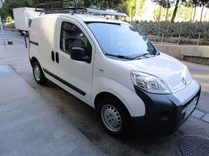 Fiat Fiorino Comercial Cargo 1.3mjt Base 75 E5 - 2014