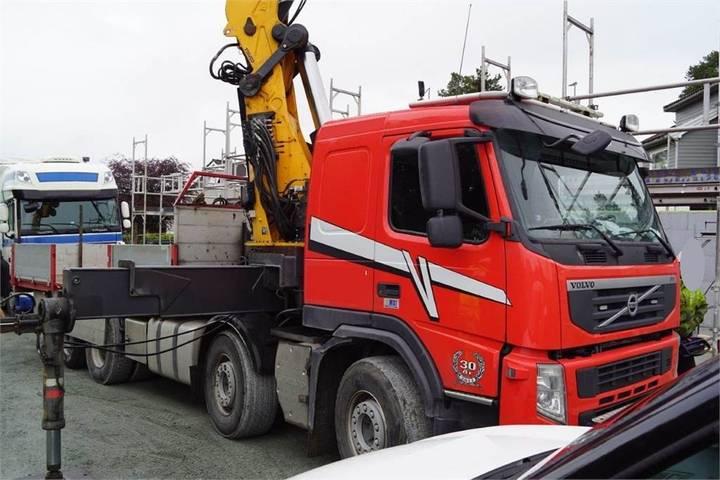 Volvo Fm - 2013