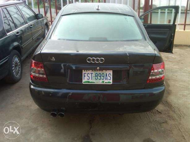 Clean Audi A4 2000 Model for Sale Lagos - image 3