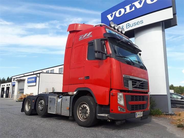 Volvo Fh13 - 2012