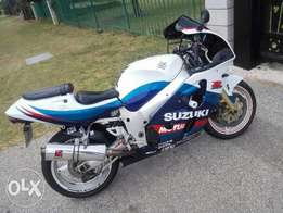 Superbike to swap for.car