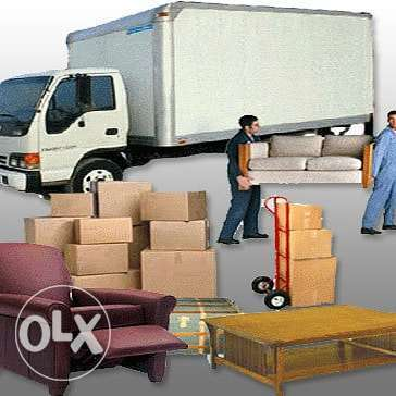 Transporting, dismantling and installing all kinds of furniture