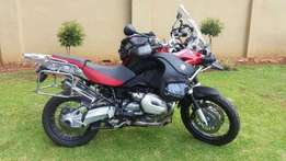 2008 Bmw 1200 GS Adventure price R 6500 for sale