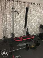 Weider Pro 100 Multi function gym