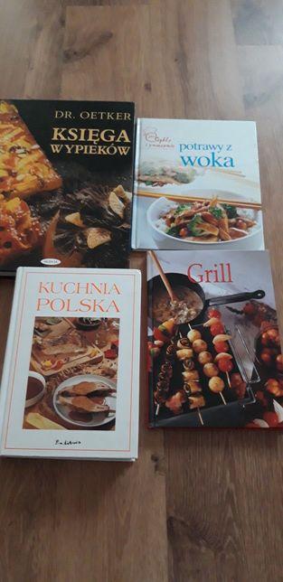 Książki Kucharskie Kuchnia Polska Gdańsk Orunia św