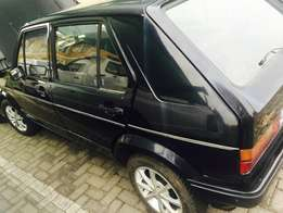 Vw golf.1,6 black