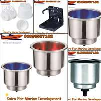 Plastic & S.S Cup Holders