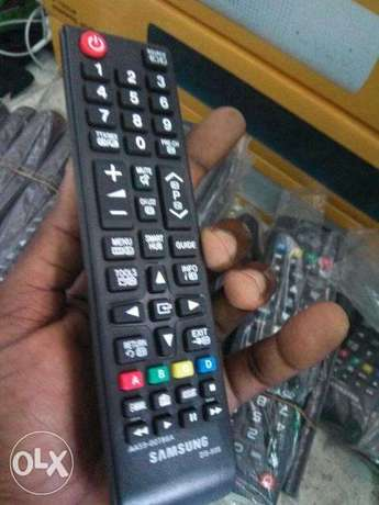 Original Remotes for Sony,LG,Samsung and Hisense tv.We deliver Mombasa Island - image 2