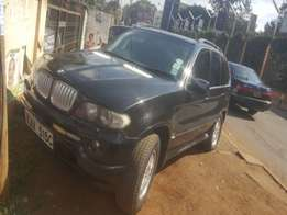 BMW X5 Locally Used 2005 For Sale Asking Price 850,000/=