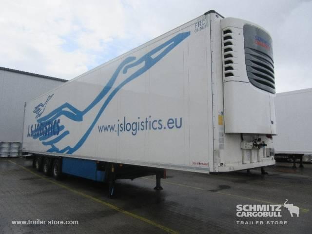 Schmitz Cargobull Tiefkühler Mega Doppelstock - 2015