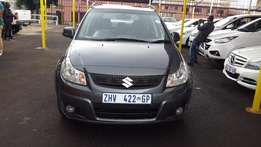 2010 Grey Suzuki SX4 2,0 Auto for sale