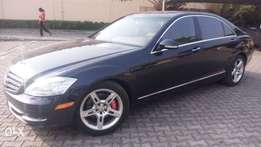 Mercedes Benz S550 Regd 2006 upgraded to 2012