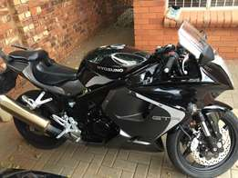 Hyosung gt250 for sale