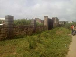 Residential plot 1200sqm for sale at Kubwa Fo1 (by Living Faith)