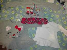 Baby girl clothing some brand new