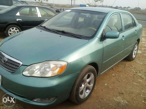 Toyota corolla 2008 model clean in and exterior Kubwa - image 7