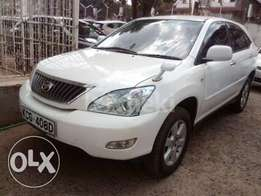 Toyota harrier fully loaded