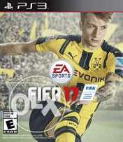 fifa17 ps3 Game