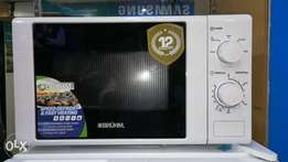 Bruhm Microwave on sale brand new