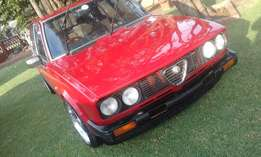 Alfa Romeo turbo
