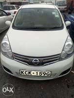 Nissan Note 1500cc.