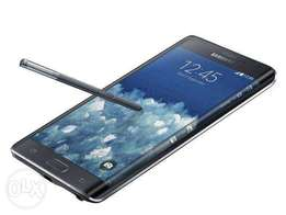 Almost new SAMSUNG NOTE EDGE with