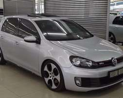 2010 Volkswagen GOLF 6 2,0T GTI DSG for sale accident free
