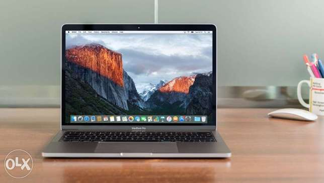 """Brand New Mac bookpro 13"""" late 2017 Spring Valley - image 1"""