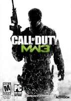Call Of Duty Modern Warfare 3!