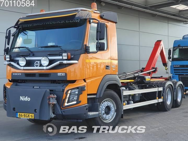Volvo FMX 410 6X4 NL-Truck Euro 6 - 2014